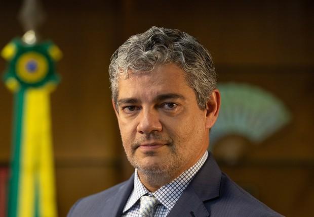 Secretário especial do comércio exterior e assuntos internacionais do ministério da economia, Marcos Troyjo (Foto: Divulgação/Governo Federal)