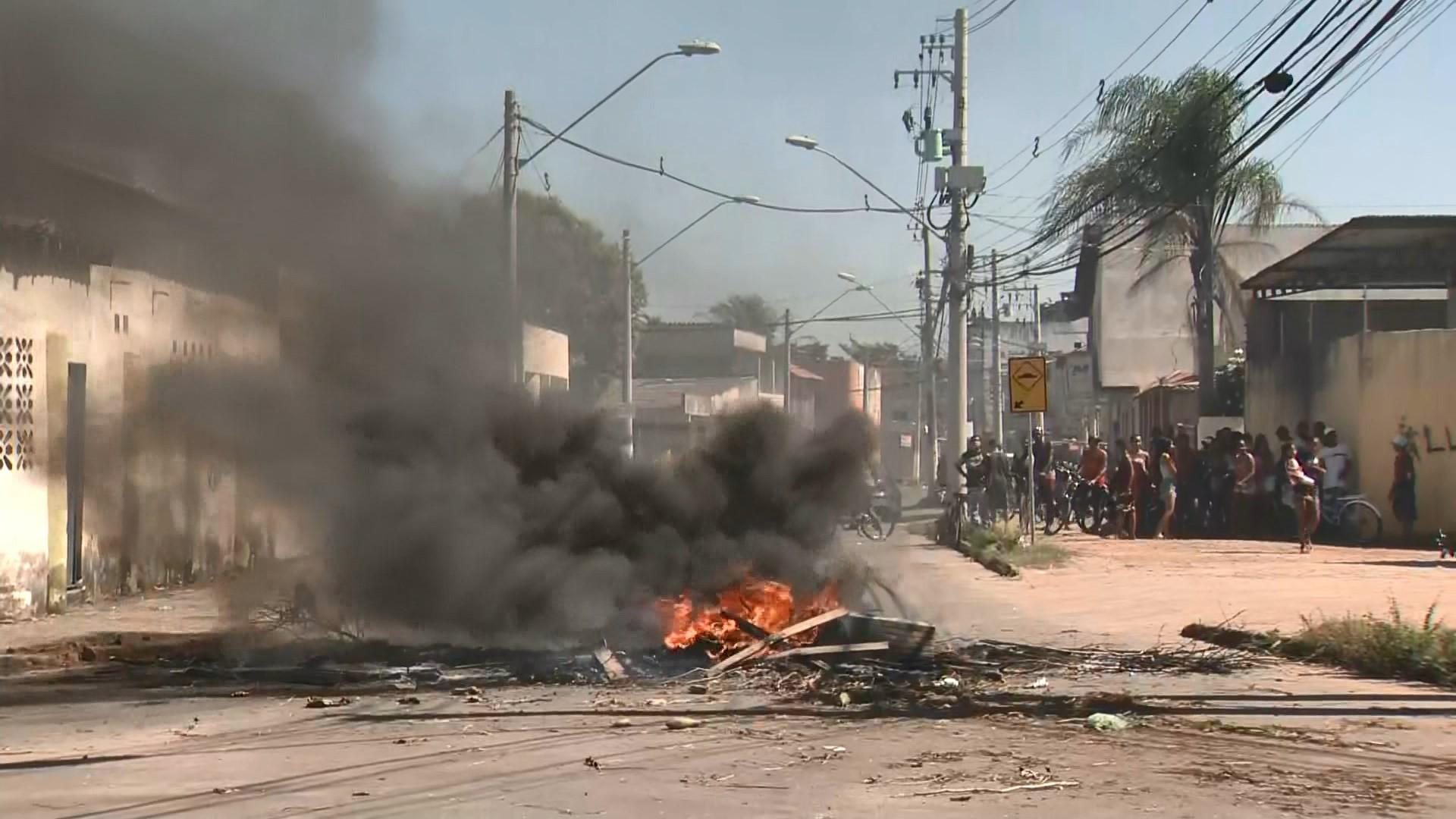 Morte de homem gera confronto entre moradores e PM na Serra, ES