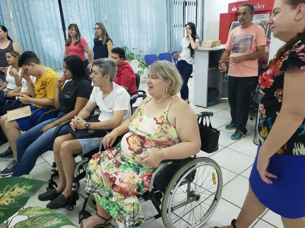 Cartão visa garantir os direitos e facilitar a identificação das pessoas com deficiência nos estabelecimentos — Foto: Prefeitura de Tupã/Divulgação
