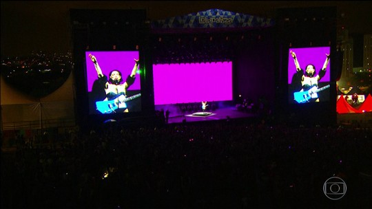 Começa em SP o Lollapalooza, um dos maiores festivais de música do mundo