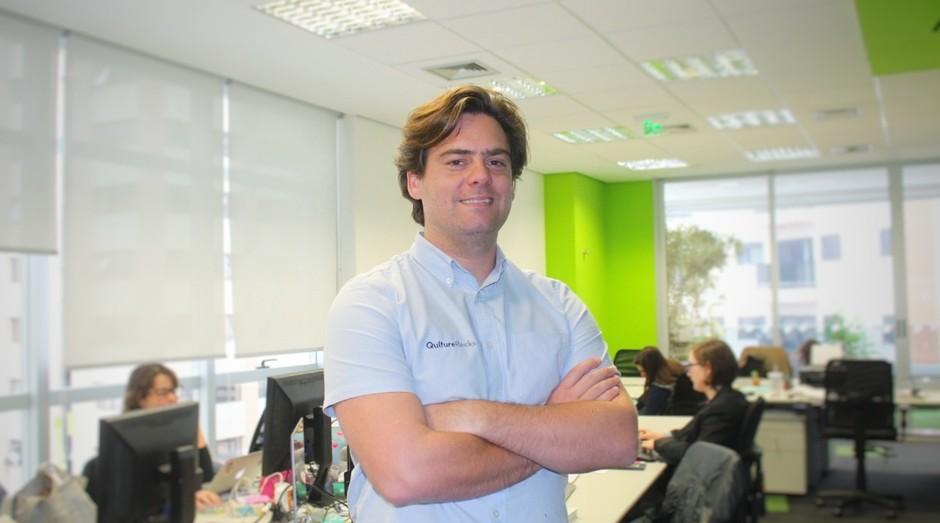 Francisco Mello fundador da Qulture.Rocks (Foto: Divulgação )