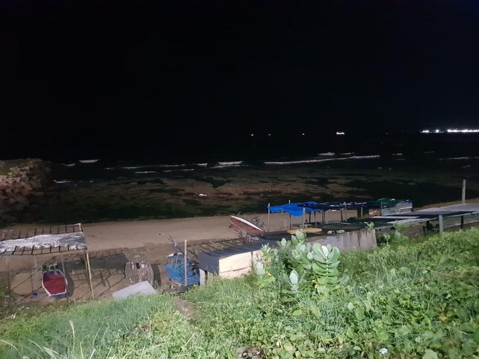 Vítimas estavam na Vila do Mar quando foram atacados por criminosos. — Foto: Rafaela Duarte/ SVM