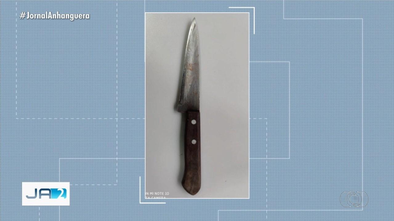 Adolescente é apreendido suspeito de matar a mãe durante briga por celular, em Cumari