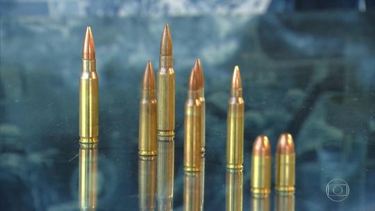 Regra do Exército para marcação de balas fabricadas é ignorada