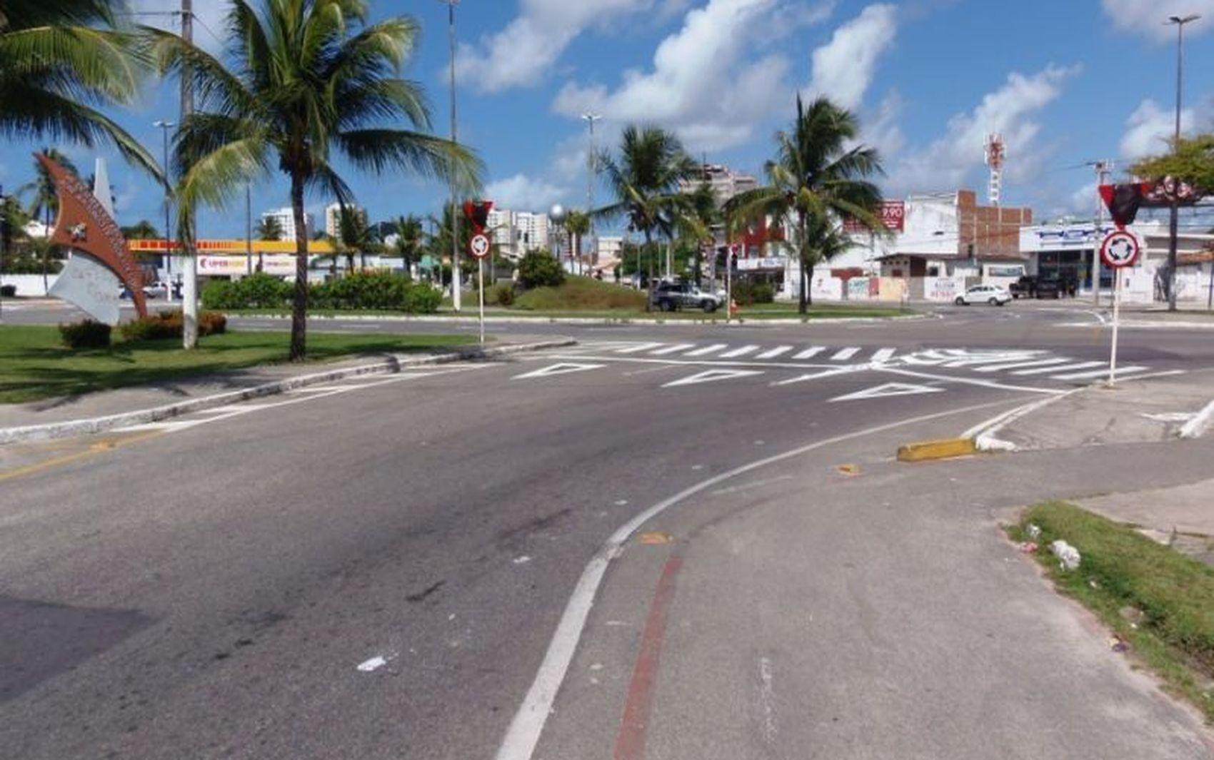Trânsito será alterado nesta segunda-feira na Avenida Beira Mar, em Aracaju - Notícias - Plantão Diário