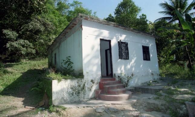 Chácara em Campo Grande onde Marcos Chiesa foi mantido refém