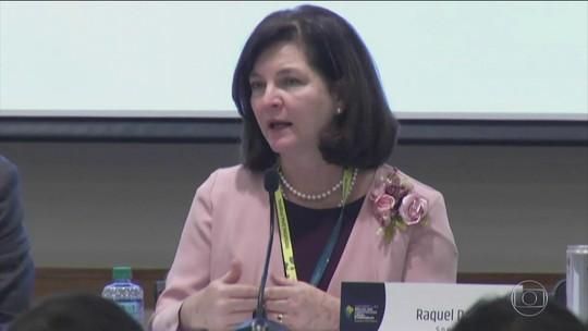 Em Harvard, Raquel Dodge fala sobre o combate à corrupção