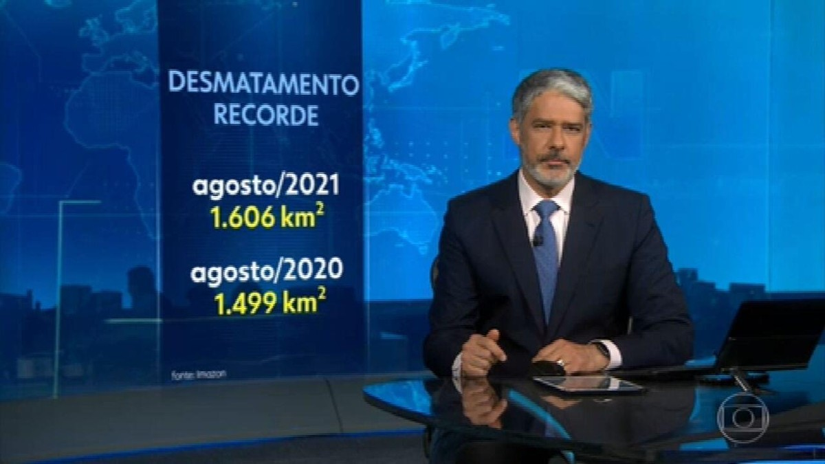 Desmatamento da Amazônia em agosto é o maior para o mês em 10 anos, diz Imazon