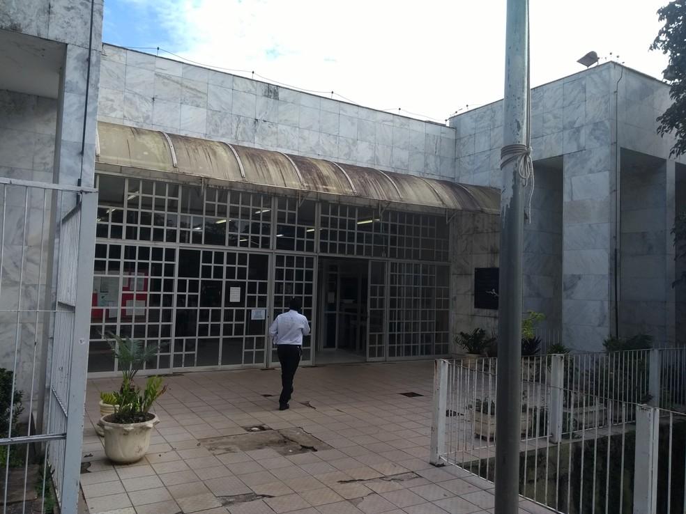 Julgamento vai acontecer no Fórum Criminal da Comarca de Porto Velho.  — Foto: Toni Francis/G1