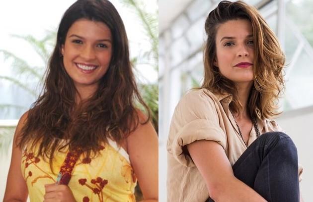 A temporada de 2007 de 'Malhação' voltará ao ar no Viva em setembro. Maria Eduarda Machado viveu Cecília, uma das protagonistas. Atualmente, ela se dedica ao teatro e ao cinema. (Crédito: globo)
