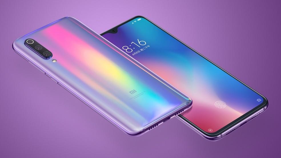 Xiaomi Mi 9: câmera tripla marca presença no celular chinês — Foto: Divulgação/Xiaomi