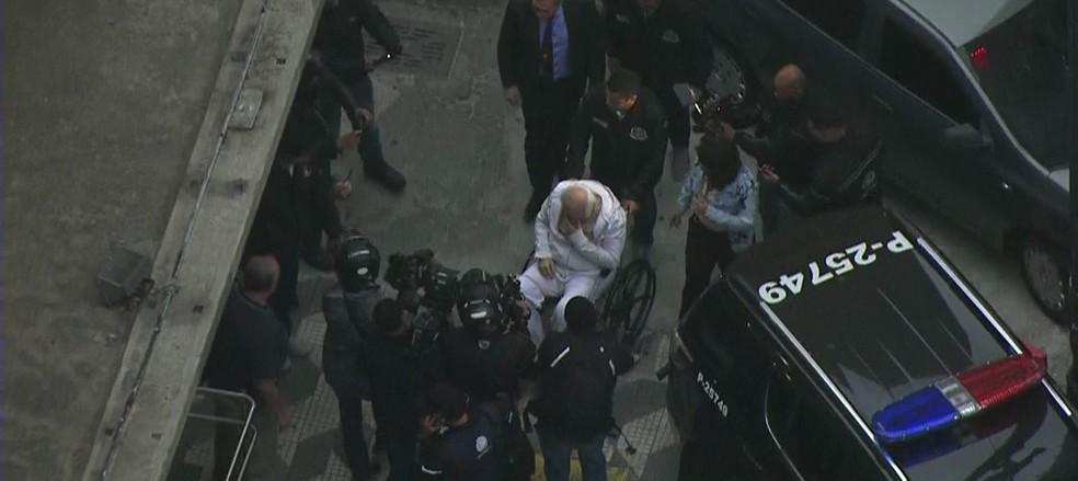 Roger Abdelmassih tem prisão domiciliar suspensa — Foto: Reprodução/GloboNews