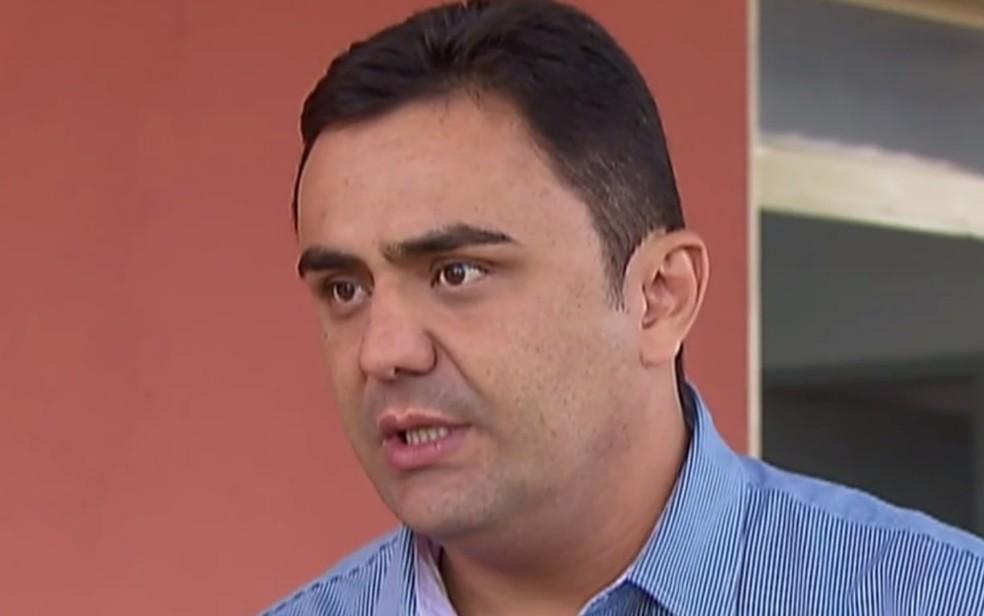 MP investiga denúncias de assédio sexual contra o prefeito de Luziânia — Foto: Reprodução/TV Globo