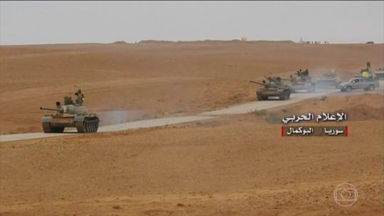 Exército da Síria diz ter tomado último bastião do Estado Islâmico no país