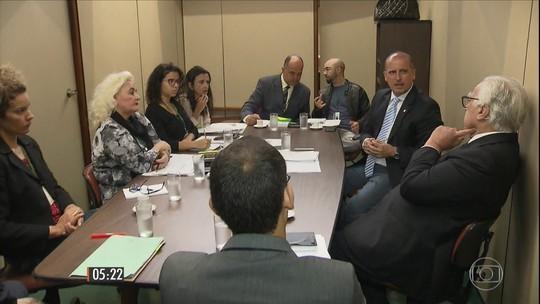 Congresso Nacional discute formas de punição para a prática de caixa 2