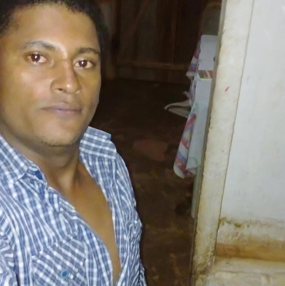 Wellington Rosa da Silva foi preso e confessou o crime à polícia — Foto: Facebook/Reprodução