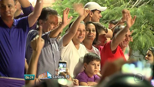 Raquel Lyra, do PSDB, é eleita prefeita de Caruaru no 2º turno das eleições