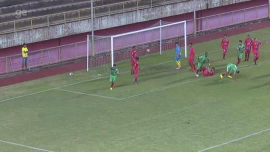 Após derrota, goleiro explica falha em gol de rival e confia em recuperação no 2º turno