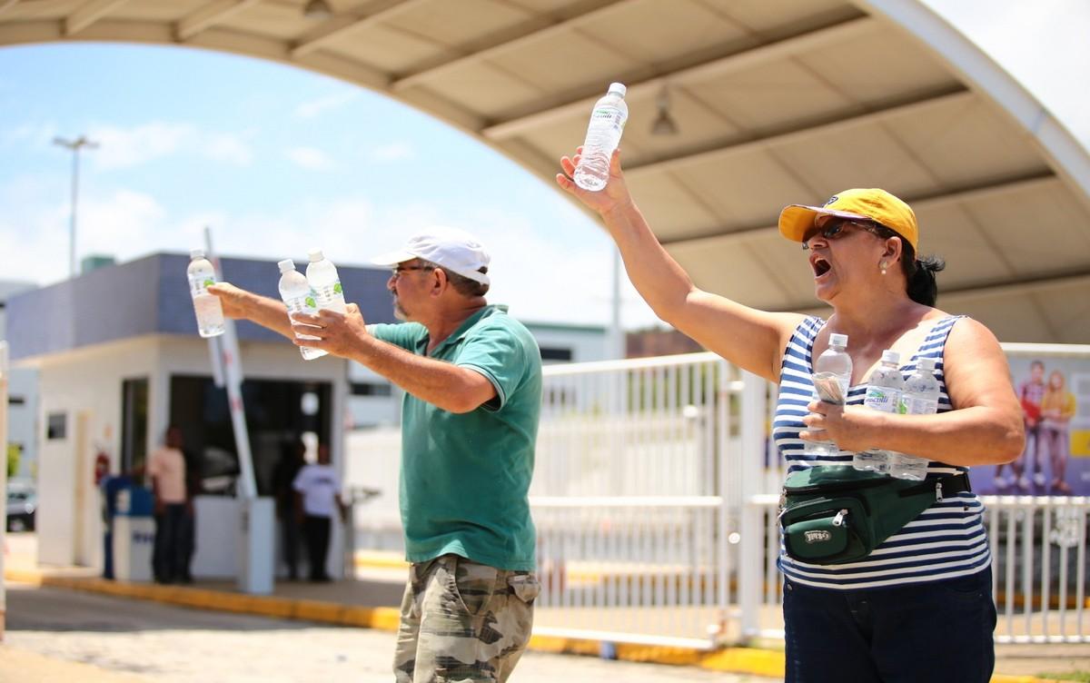Caminhões-pipa vão abastecer locais de prova em racionamento no Enem, diz GDF