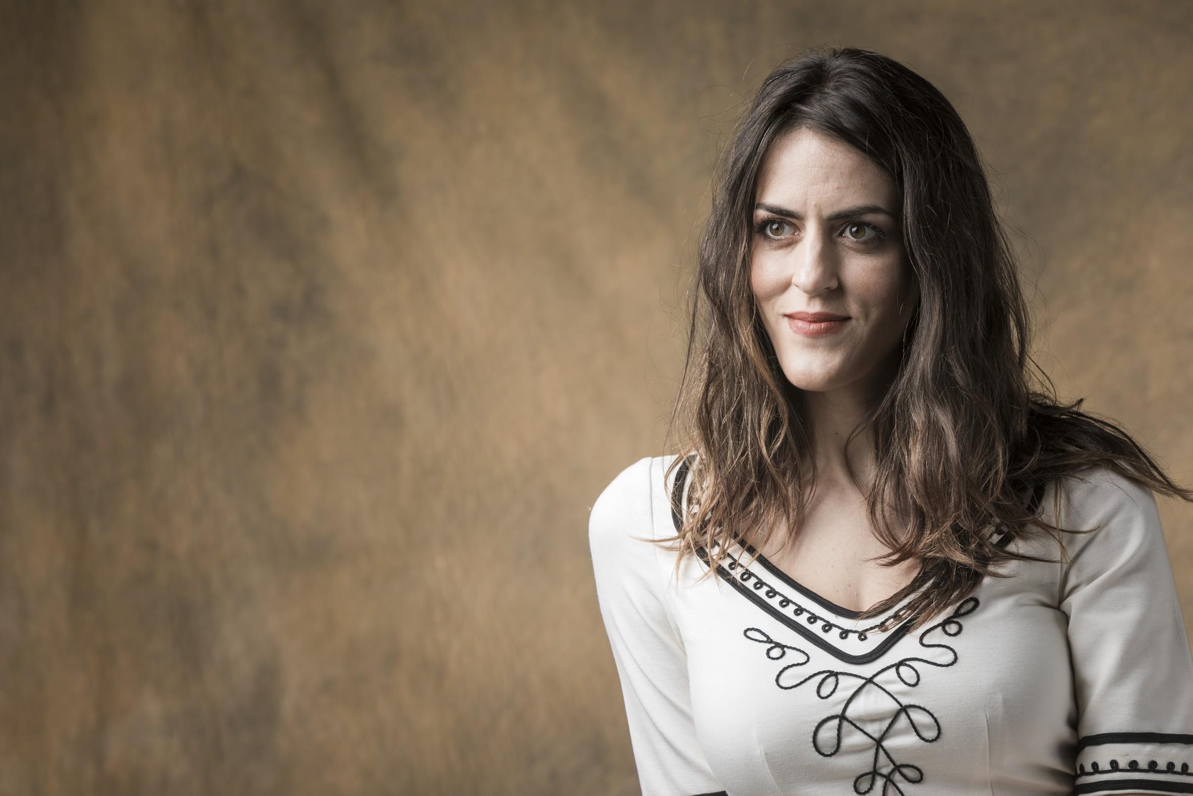 Luciana Paes (Foto: Globo/ João Miguel Junior)