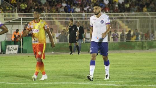 Foto: (Felipe Oliveira/Divulgação/E.C. Bahia)