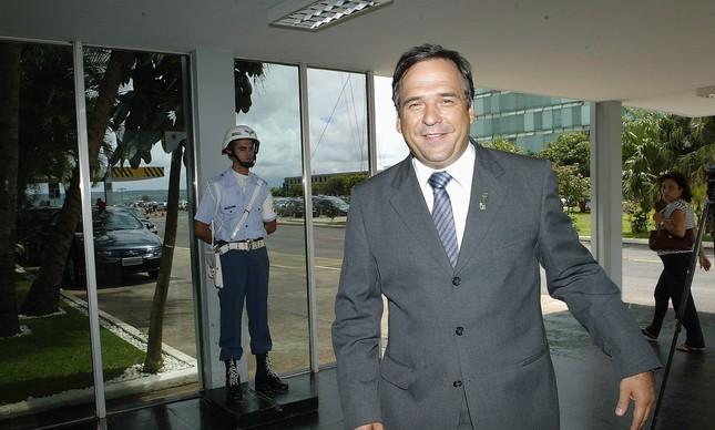 O ex-deputado Federal Sandro Mabel
