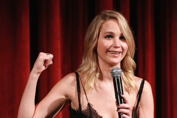 A atriz Jennifer Lawrence (Foto: Getty Images)