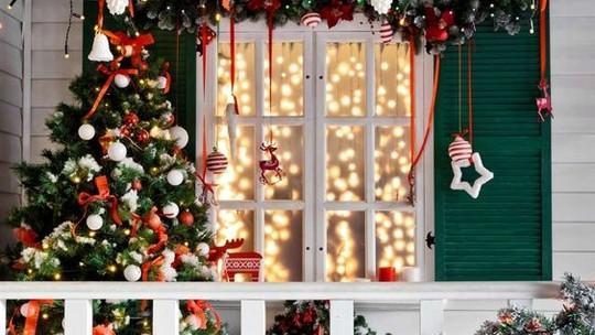 Confira dicas para decorar sua casa para o natal gastando pouco