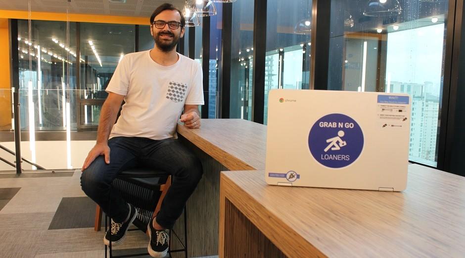 David Neto, do Google (Foto: Divulgação)