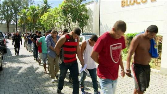Operação contra milícias prende 13 suspeitos no Rio