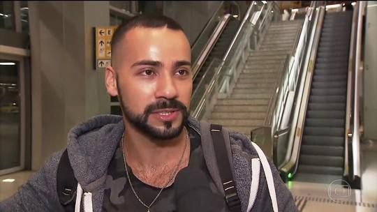 Brasileiros que presenciaram ataque em Barcelona chegam a SP