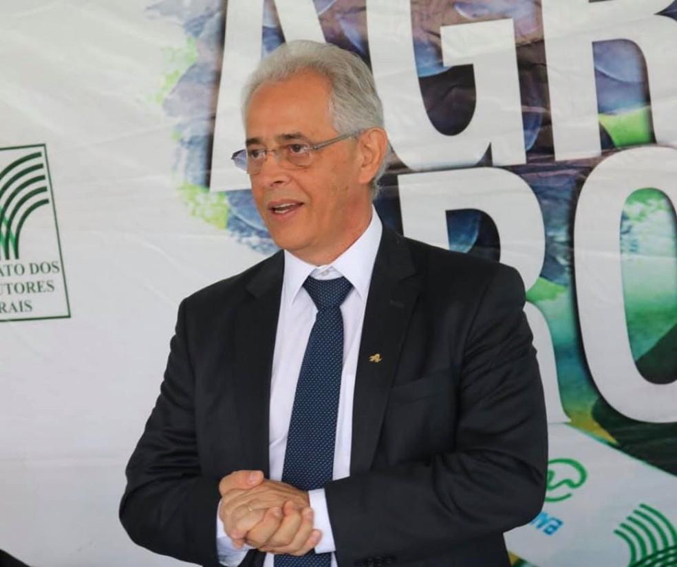 Wilson Evaristo, superintendente do Banco da Amazônia em Rondônia.  — Foto: Reprodução/Redes Sociais