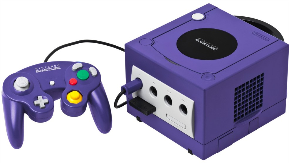 Nintendo GameCube is among Nintendo's lowest-selling consoles, but also has its value - Photo: Disclosure / Nintendo