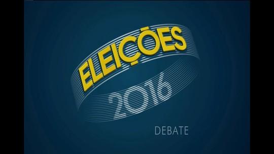 Candidatos à prefeitura de Campina Grande debatem na TV Paraíba