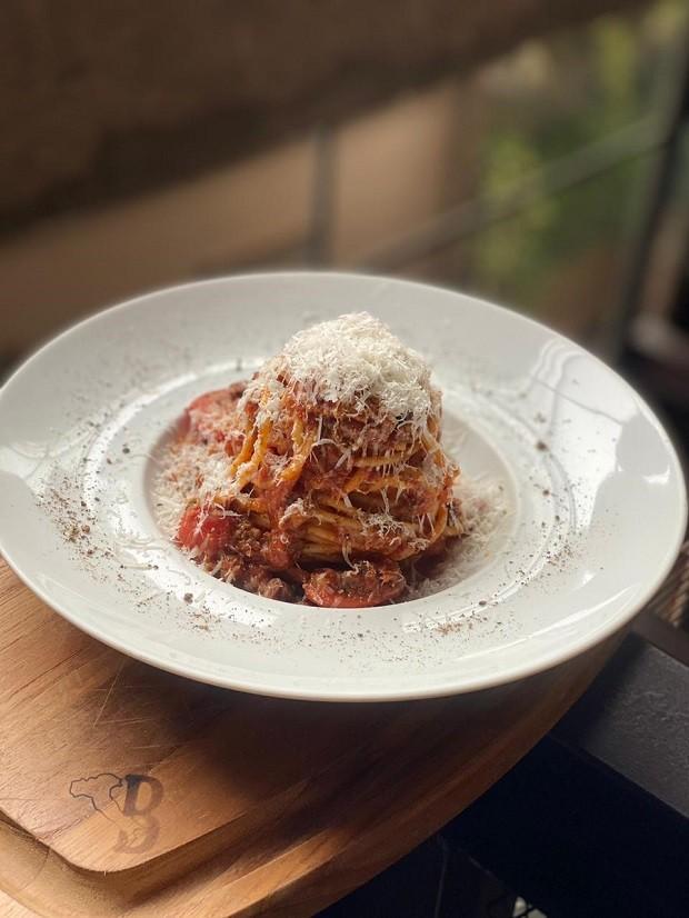 Receita de espaguete à matriciana  (Foto: Divulgação)