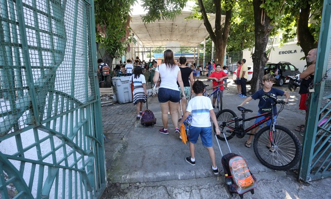 Escola Municipal do Rio