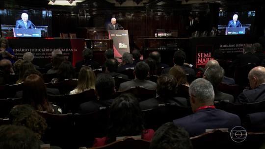 Seminário comemora 30 anos da Constituição e 15 do Prêmio Innovare