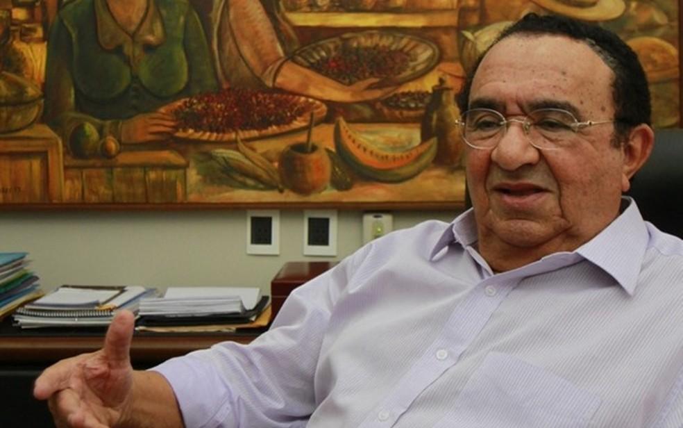 José Carlos da Silva Júnior dedicou toda a vida ao trabalho e ao empreendedorismo — Foto: Reprodução/TV Cabo Branco