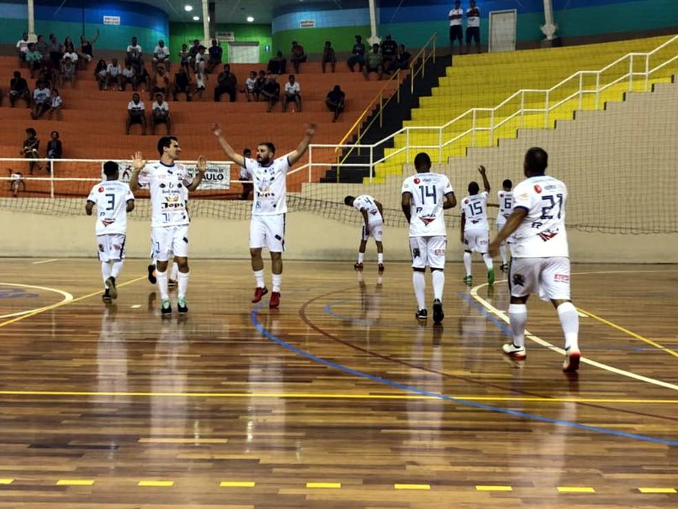 eb7edfdb59 ... Ribeirão Preto avança em segundo lugar na Taça EPTV de Futsal — Foto   Divulgação