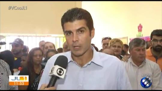 Helder Barbalho diz que vai mudar toda a composição do secretariado do atual governo do estado após a posse