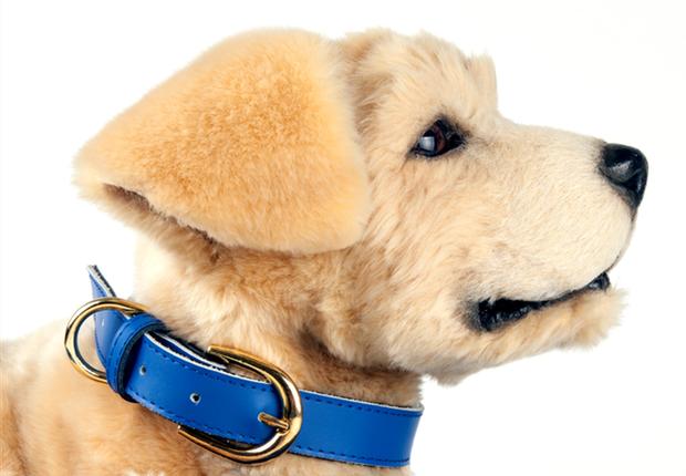 Tombot, o cão robô superrealista (Foto: Divulgação)