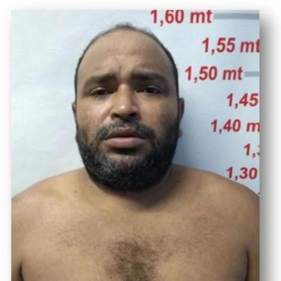 Antônio Miguel Costa Bastos, conhecido como 'Michel Gordo' — Foto: Polícia Civil/Divulgação