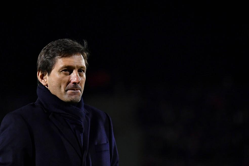 Leonardo é diretor esportivo do PSG desde o começo da temporada  — Foto: Getty Images