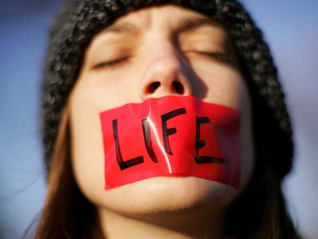 STF abre audiência pública sobre descriminalização do aborto (Foto: Getty)