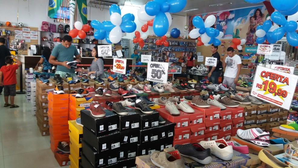 c90d1aa3e Quase 50 lojas em shopping de Macapá vão vender produtos sem ...