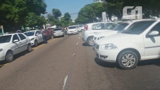 Taxistas cobram regulamentação dos serviços de transporte por aplicativos em Macapá