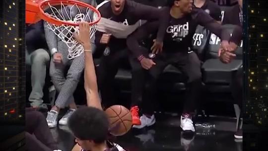 Melhores momentos: Philadelphia 76ers 131 x 115 Brooklyn Nets pela NBA