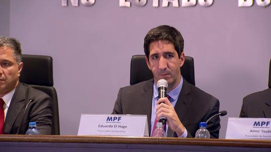Temer ligou para Moreira na madrugada do dia da prisão, diz MPF