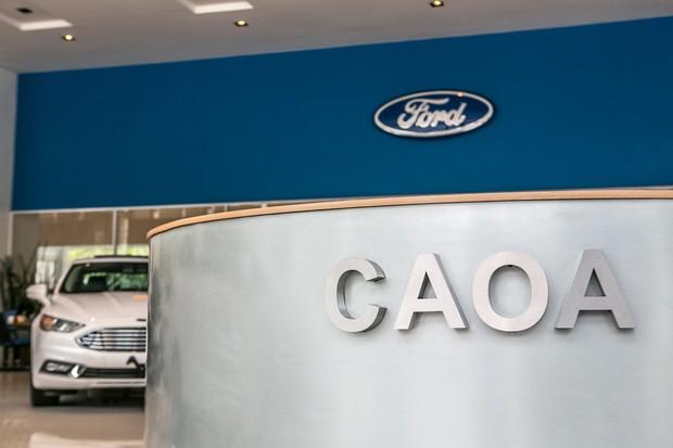 Caoa - Ford (Foto: Caoa/Divulgação)