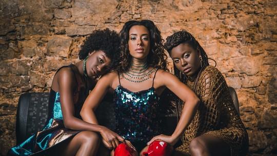 'Consciência Negra': atrizes de 'Malhação' exaltam a beleza negra em ensaio especial